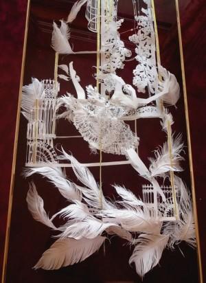 Kamikiri The Amazing Japanese Art Of Paper Cutting