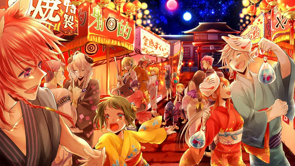 Jitterin Jinns Summer Festivals A Memorable Song For Firework Displays